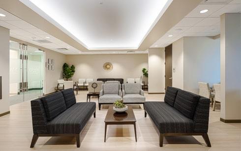 Interior 4th Flr Waiting Room